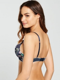 Flight Of The Orient Plunge Bra